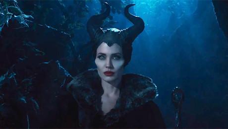 Angelina jako zła wiedźma