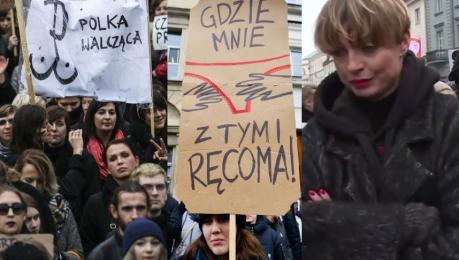 Sokołowska też krytykuje zakaz aborcji JEST MI WSTYD Domagam się szacunku dla ludzi