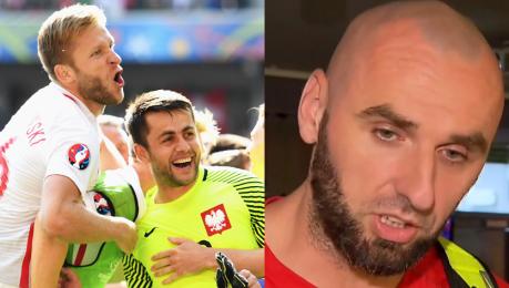 Gortat o meczu Polska Szwajcaria Serce nigdy mi tak nie biło Fabian go dla nas wygrał