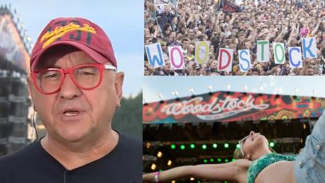 Woodstock imprezą podwyższonego ryzyka Owsiak Przyjmujemy to z pokorą