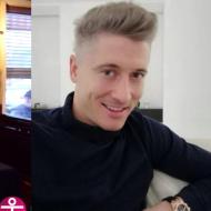 """Hyży o fryzurze Lewandowskiego: """"Nie chce mi się wierzyć, żeby reklamował farbę do włosów. Może szampon?"""""""