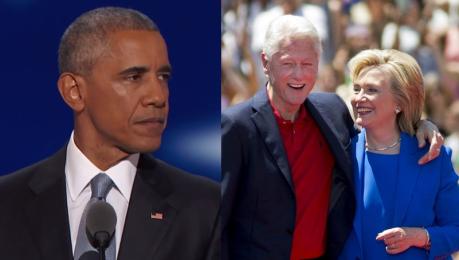 Nikt nie jest lepiej przygotowany do prezydentury niż Hillary Clinton Ani ja ani Bill Clinton