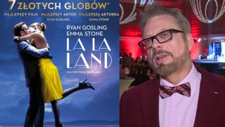 Tomasz Raczek Moi faworyci do Oscarów to La La Land i Manchester by the Sea
