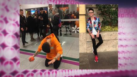 Dawid Kwiatkowski wrócił z rozdania nagród Kids Choice Awards Jak zareagowały fanki