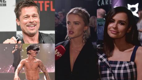 Z kim polskie celebrytki umówiłby się na randkę Justin Bieber Kurt Cobain i… Brad Pitt