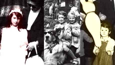 Kozidrak pokazuje zdjęcia z dzieciństwa POZNAJECIE