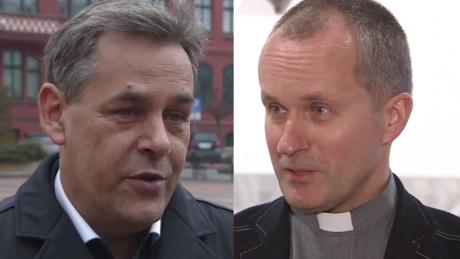 Ksiądz o konflikcie z burmistrzem Chojnic Mądrą decyzją byłoby wycofanie się z drogi krzyżowej