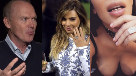 Michael Keaton krytykuje Kim Kardashian To ciągłe afiszowanie i lansowanie się To generuje dysproporcję