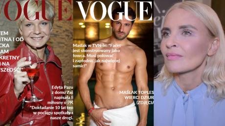 Horodyńska Małgosia Bela naczelną polskiego Vogue a Ma jaja kontakty i osobowość