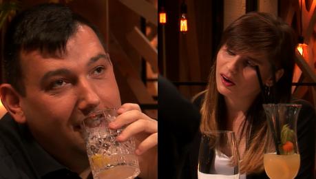 Wykład o moralności w Pierwszej randce Jak facet pocałuje inną dziewczynę to zdrada A tak po koleżeńsku