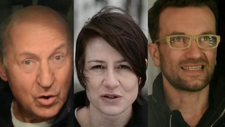 Tomasz Kot Piotr Fronczewski i Maja Ostaszewska przyjaciółmi Stasia