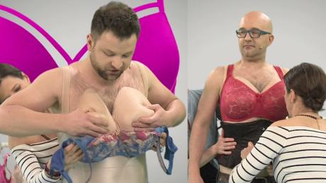 Tymczasem w Dzień Dobry TVN Dziennikarze skaczą ze sztucznymi piersiami