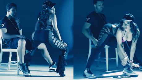 Nicki Minaj WYPINA SIĘ przed Drake m Co na to Rihanna