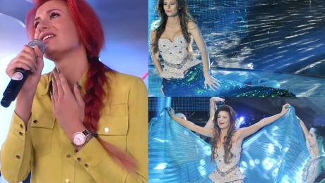Syrena z Eurowizji śpiewa w Dzień Dobry TVN