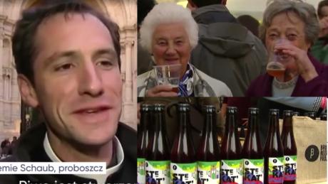 Kościół w Belgii nawraca ludzi piwem Piwo jest stworzone na obraz kościoła