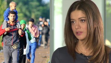Miriam o uchodźcach Polacy i Europa są ślepi Oni zasiedlają Europę