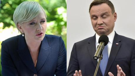 Agata Duda ma już dość W 2020 roku wróci do Krakowa niezależnie od wyniku wyborów
