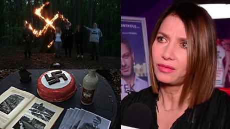 Wolszczak wstrząśnięta reportażem o polskich neonazistach BRAK SŁÓW Skrajny nacjonalizm