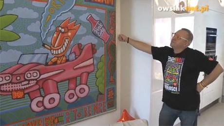 OWSIAK CRIBS Jurek pokazuje 115 metrowe mieszkanie