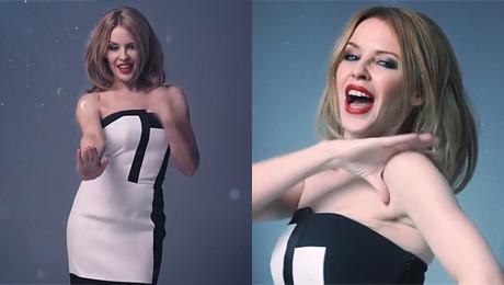Nowy CHARYTATYWNY TELEDYSK Kylie Minogue