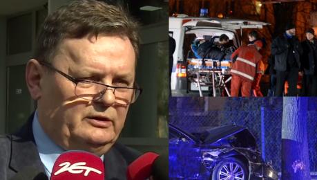 Prokuratura bada czarne skrzynki z auta Szydło Dane z rejestratorów przetną spekulacje o wypadku