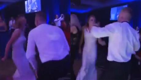 Radwańska i Panfil tańczą w Sylwestra