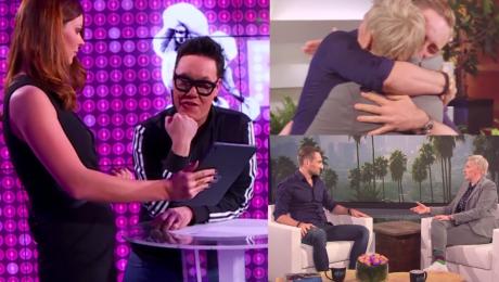 Jakóbiak chwali się wizualizacją z Ellen DeGeneres Ten olbrzymi szał wpłynął na oglądalność