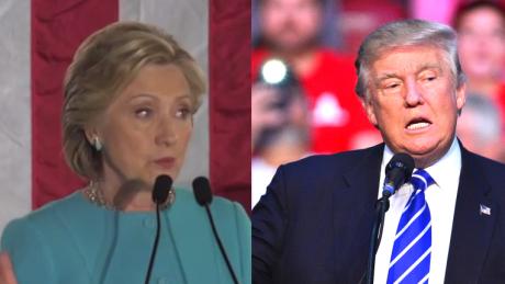 Clinton o Trumpie To narwaniec który naraża wszystkich na ryzyko