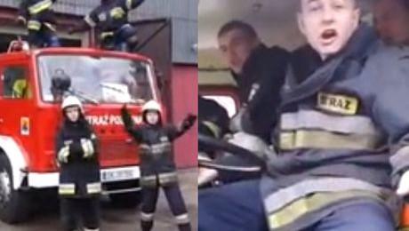 My strażacy kolejna parodia Słowian Donatana
