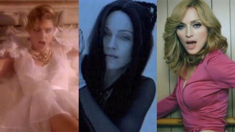 Największe hity Madonny w jednym remiksie