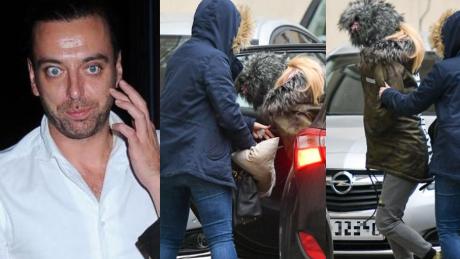 Policjanci PRZEZ CZTERY GODZINY zatrzymywali Dodę Walczyła… z fryzurą makijażem i kreacją