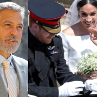 """Kulisy royal wedding: """"Hierarchia została zachowana. Clooney musiał czekać 10 minut przed bramą"""""""