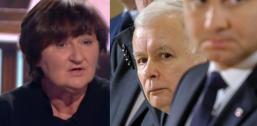Magdalena Środa do Kaczyńskiego Będzie wielka rewolta marsz miliona kobiet