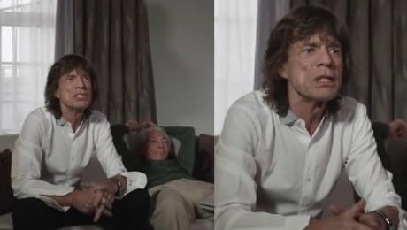 Mick Jagger zapowiada Latający Cyrk Monty Pythona