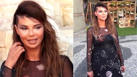 Kosmiczna sukienka Górniak za 15 tysięcy złotych