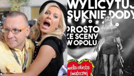 Owsiak i TVN stracą na pominięciu Dody Wokół WOŚP już jest niezdrowa atmosfera Po co mieszać się w konflikt dwóch celebrytek