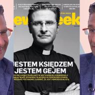 """Ksiądz-gej w TVN-ie: """"To ja BYŁEM OFIARĄ KOŚCIOŁA. Uważają homoseksualizm za chorobę i dewiację!"""""""