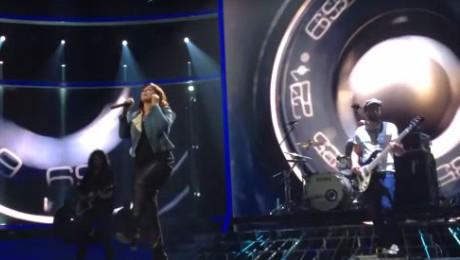 Ewa Farna tańczy na próbie do X Factora