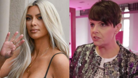 Korwin Piotrowska broni Kardashian Zanim klepniesz kogoś po tyłku to zorientuj się czy tego chce