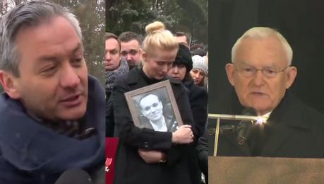Tomasz Kality został pochowany na Powązkach Nie poszedł do polityki dla polityki on chciał marzyć