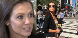 Rusin poleciała do Nowego Jorku relacjonować rozwód Brada i Angeliny