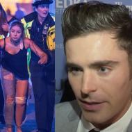 """Zac Efron o zamachu w Manchesterze: """"To, co tam się stało, jest druzgoczące"""""""