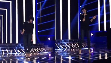 Tatiana śpiewa tańczy na próbie do dzisiejszego X Factora