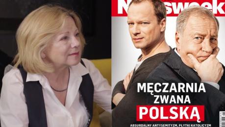 Mama Macieja Stuhra odpowiada hejterom OKRUTNI I GŁUPI ale nie życzę im śmierci
