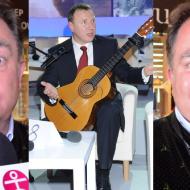 """Robert Makłowicz o aferze w Opolu: """"Czy Jacek Kurski będzie tam śpiewał? No jeśli potrafi to fantastycznie!"""""""