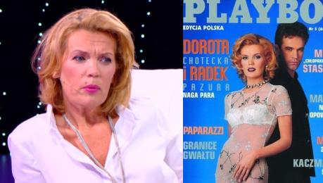 Chotecka wspomina sesję w Playboy u Jadłam liść sałaty tygodniowo Nie było Photoshopa