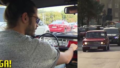 Radzimir Dębski o swoim samochodzie To auto to lans i szpan