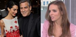 Wendzikowska o Clooneyu Będzie miał ochotę kandydować na prezydenta USA Stąd małżeństwo z Amal jest Syryjką